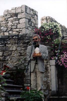 Literary matinée at the Štanjel Castle